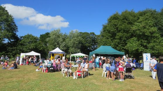 Combined Charities Fete